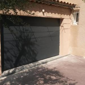 Portes de garage habitat